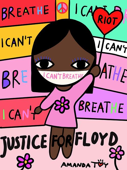 Amanda Toy - I Can't Breathe