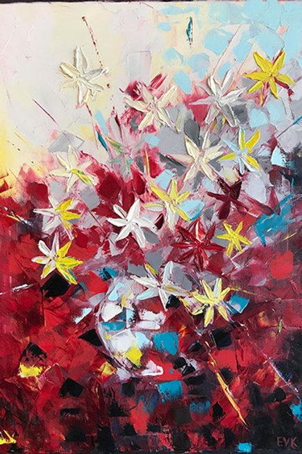 Elena Kupreeva - Whismical Flowers #5