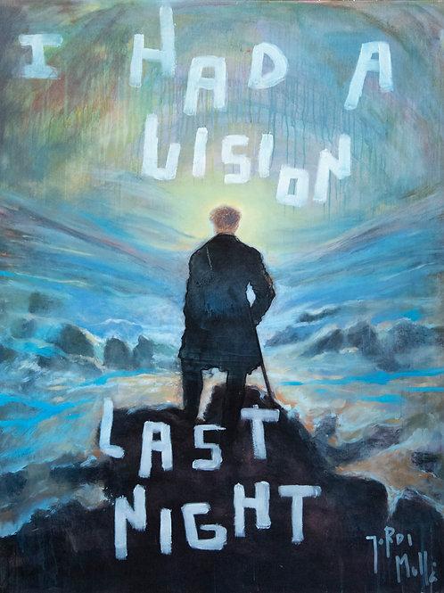 Jordi Mollà - I had a vision last night