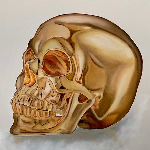 Josh Universe - Golden Skull