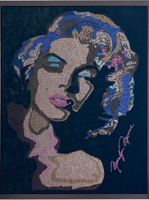 Mr. Bling - Swarovski Marilyn