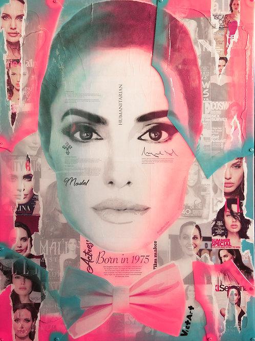 VictArt - Angelina Jolie