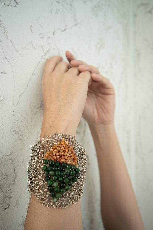Patrizia Falcone - Lunar Eclipse / Bracelet