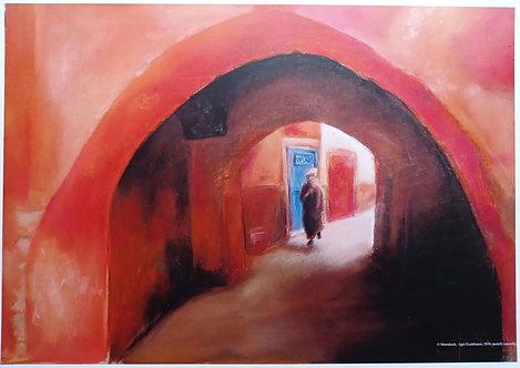 Juliste Marrakech