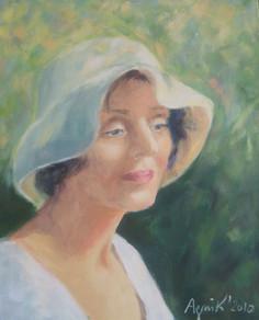 Nainen hatu