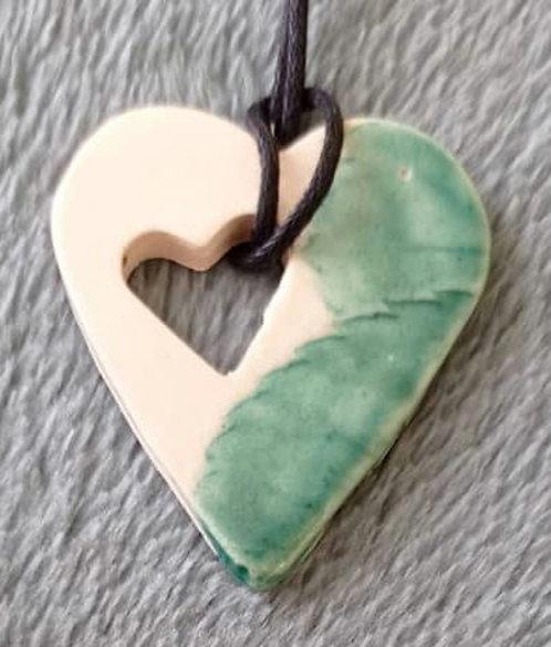 Sydän koru