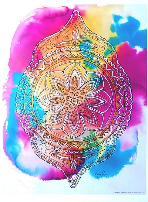 Juliste Mandala 2