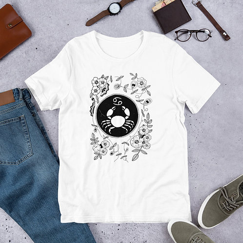 Cancer Illustration T-Shirt