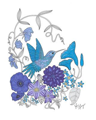 HUMMINGBIRD BLUES