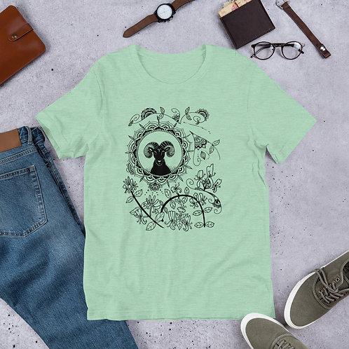 Aries Illustration T-Shirt