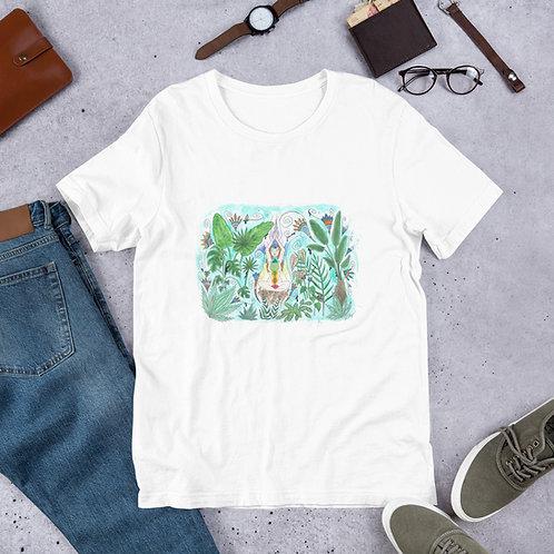 Chakra Plant Medicine T-Shirt