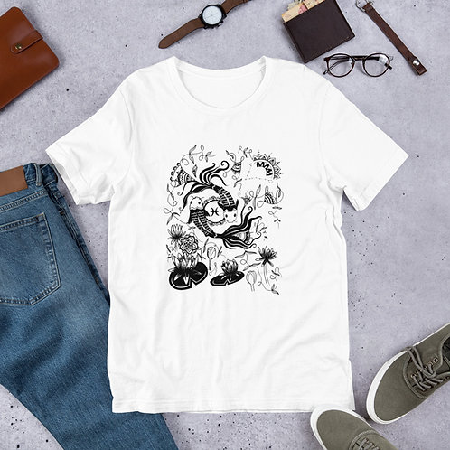 Pisces Illustration T-Shirt