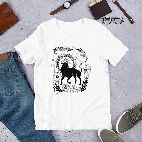 Taurus Illustration T-Shirt
