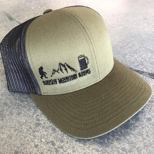 Green, Black Hat