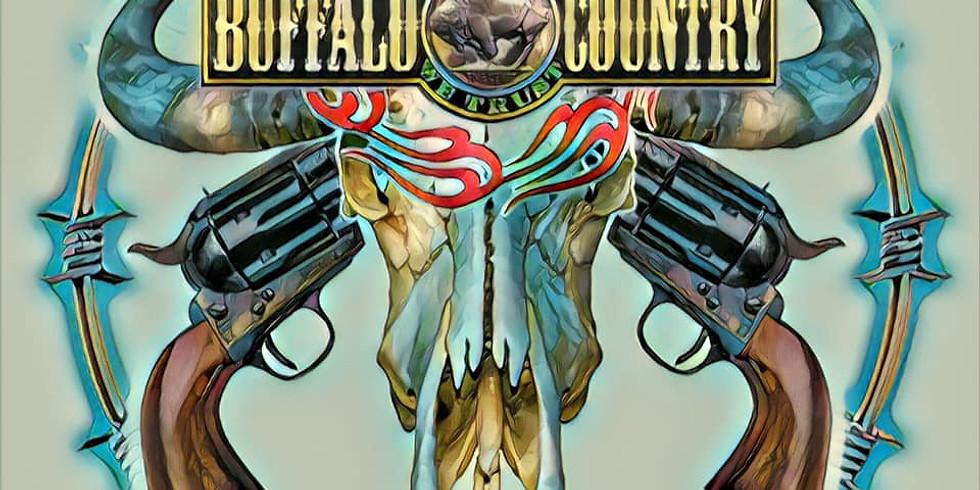 Tim Hall and Buffalo Country
