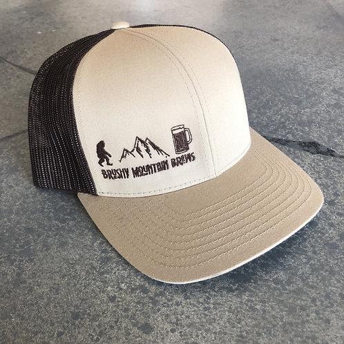 Tan, Brown Hat