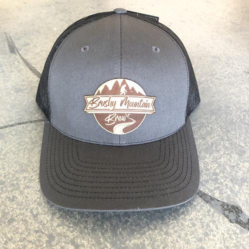 Gray,  Black Hat