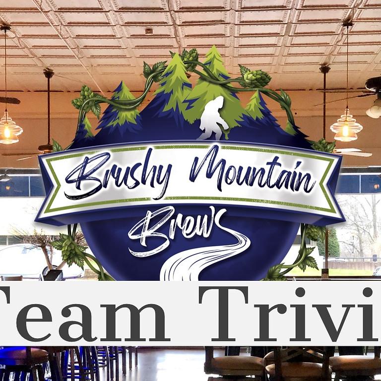 Team Trivia w/Bob Phaup