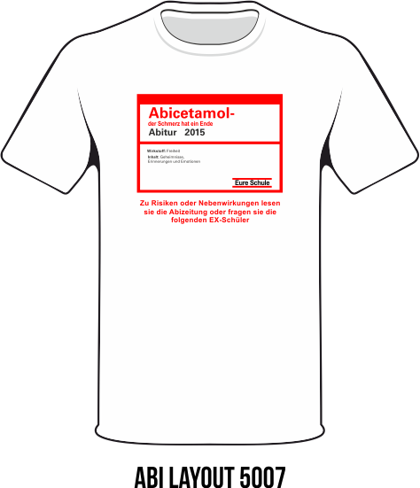 5007 ABI ABIcetamol