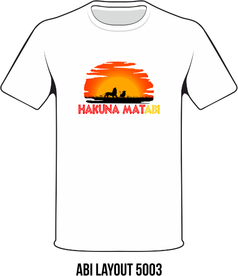 5003 ABI Hakuna MatABI