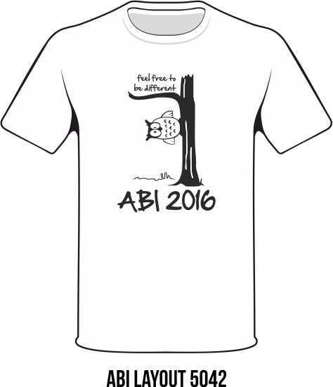 5042 ABI Abi Owl feel free to be different
