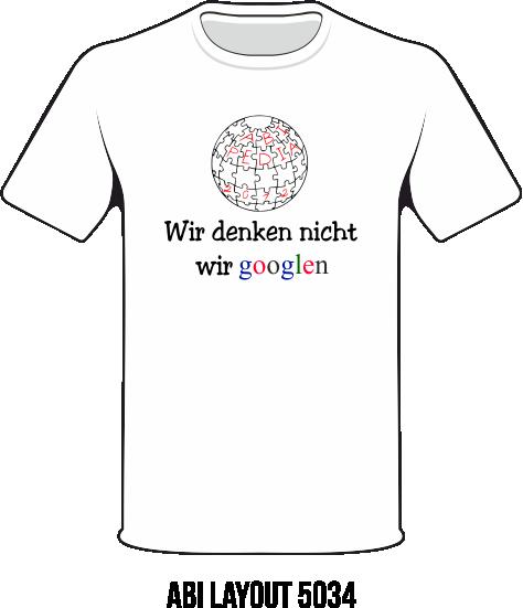 5034 ABI Wir denken nicht wir Googlen