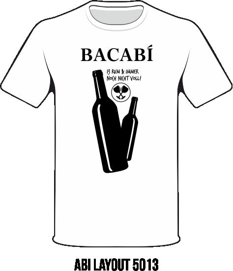 5013 ABI BacABI Rum