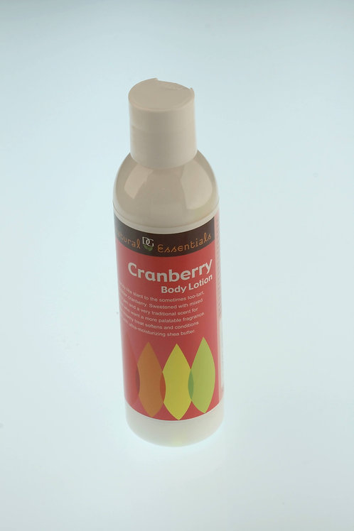 Cranberry Body Lotion
