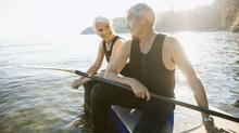 Como você espera chegar aos seus 80-90 anos?