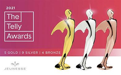 Jeunesse ganha Prêmios TELY 2021 | Maria da Graça Congro
