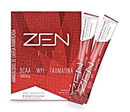 ZEN FIT™ - BCAA com sabor delicioso para complementar lacunas nutricionais e fortalecer músculos: volume, força e potência, melhorando o metabolismo | Maria da Graça Congro