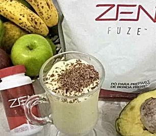 Receita de Zen Fuze de Baunilha com Abacate | Fase 2 IGNITE do Programa ZEN BODI