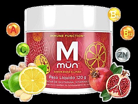 (M)mūn para Fortalecimento da Imunidade   Maria da Graça Congro