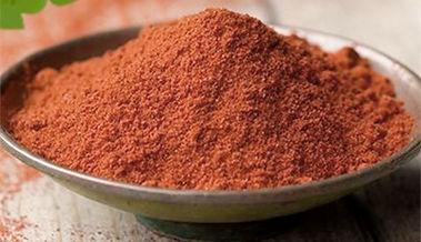 Argila Vermelha (Cerrado Brasileiro) - elemento integrante da linha SPA Botanical