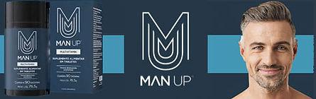 Man Up Suplementos para Homens | Jeunesse for Men | Maria da Graça Congro