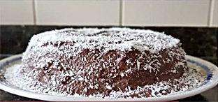 Bolo Low Carb de Chocolate com Côco   Doces da Fase 1 DETOX do Programa ZEN BODI   Maria da Gaça Congro