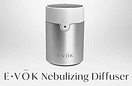 Difusor Nebulizador EVOK Jeunesse | para Óleos Essenciais Jeunesse
