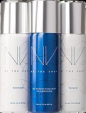 NV - Envy - Primer, Base e Bronzer em spray/airbrush | Maria da Graça Congro