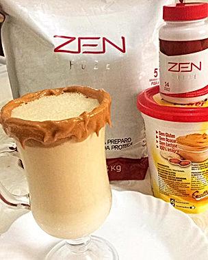 Zen Fuze com Pasta de Amenoim