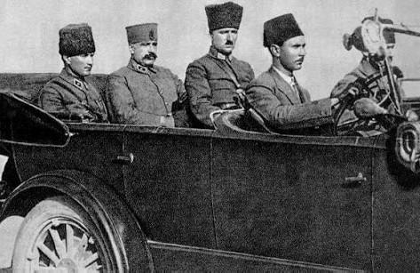 Mustafa Kemal ve Topkapılı Cambaz Mehmet'in Bilinmeyen Hikayesi