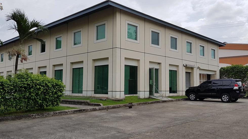 Edificio Corporativo Alto de Curundú