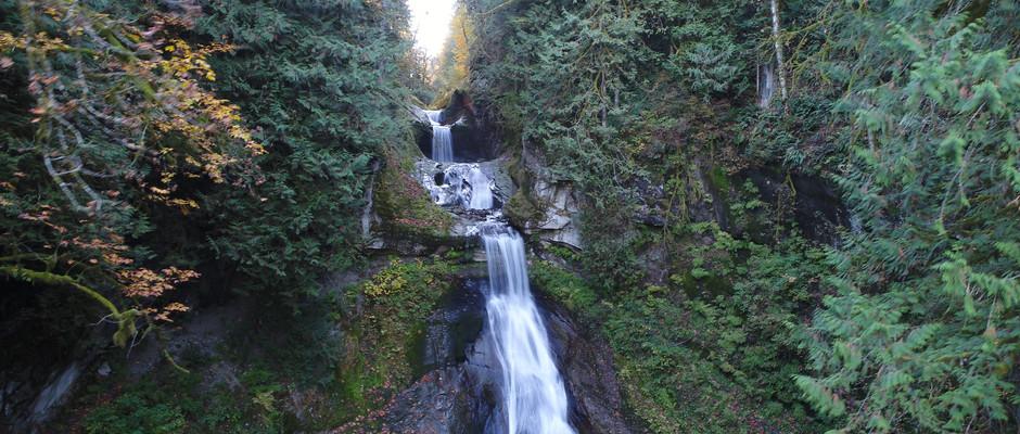 Racehorse Falls, Whatcom County