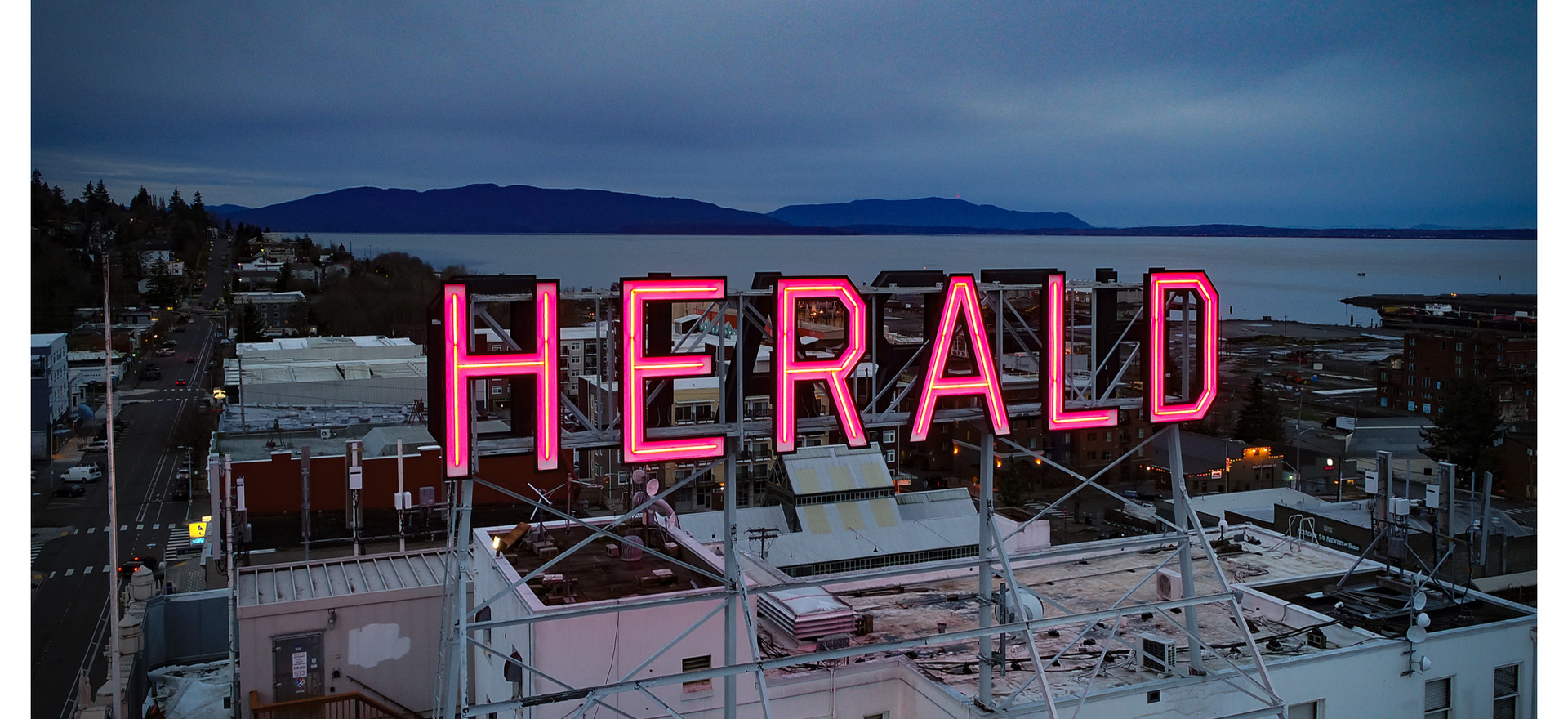 Herald Sign
