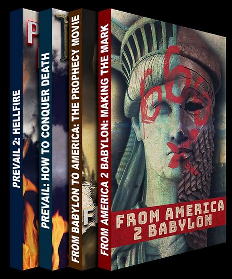 [4x DVD] Prophecy Plus | Bundle