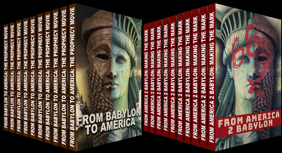 [20x DVD] Prophecy Gift Pack   FA2B + FBTA