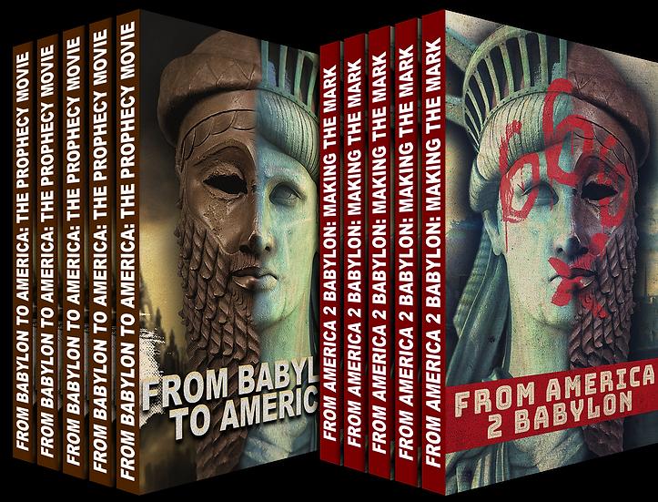 [10x DVD] Prophecy Gift Pack   FA2B + FBTA