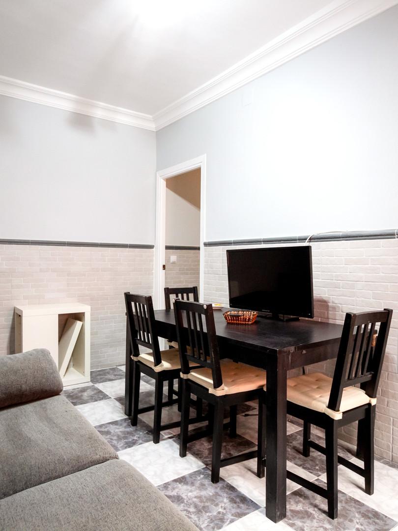 Zona Felipe II: 3 Dormitorios, 1 baño, Cocina amueblada, PRECIO: 120.000€