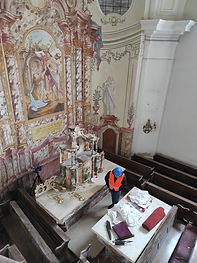 Crkva u Selima kraj Siska