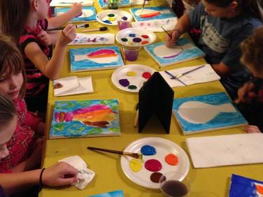 Camp Créatif
