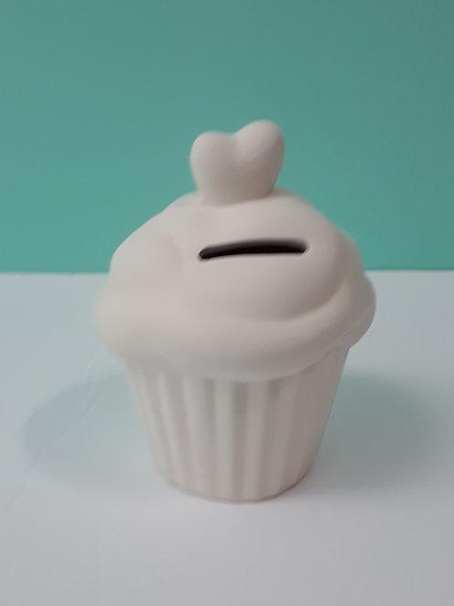 #25 Cupcake coeur Banque